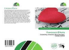 Francesco D'Auria的封面
