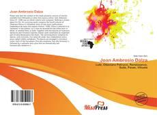 Couverture de Joan Ambrosio Dalza