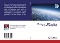 Bookcover of Microscopy Of Transiting Planets - Simplified