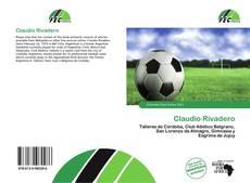 Portada del libro de Claudio Rivadero