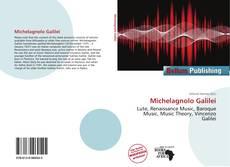 Bookcover of Michelagnolo Galilei