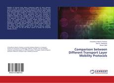 Portada del libro de Comparison between Different Transport Layer Mobility Protocols