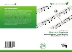 Couverture de Giacomo Fogliano