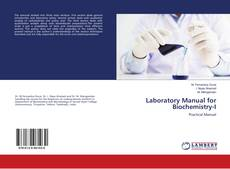 Обложка Laboratory Manual for Biochemistry-I