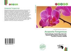 Bookcover of Acapoeta Tanganicae