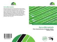 Bookcover of Aerva Microphylla