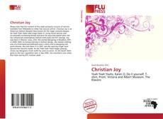 Couverture de Christian Joy