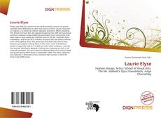 Bookcover of Laurie Elyse