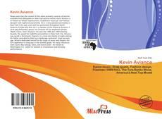 Buchcover von Kevin Aviance