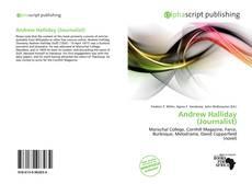 Andrew Halliday (Journalist) kitap kapağı