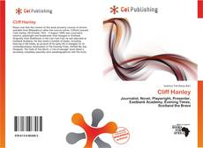 Bookcover of Cliff Hanley
