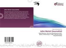 John Heriot (Journalist) kitap kapağı
