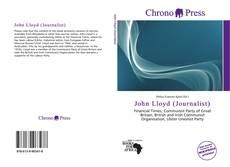 John Lloyd (Journalist) kitap kapağı