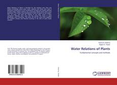 Bookcover of Water Relations of Plants