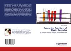 Bookcover of Generating Functions of Cluster Formulas