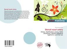 Bookcover of Dorsal nasal artery