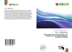 Bookcover of A. J. Morton