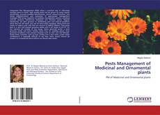 Bookcover of Pests Management of Medicinal and Ornamental plants