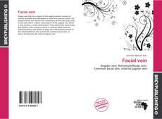 Bookcover of Facial vein