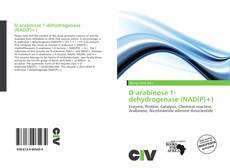 Bookcover of D-arabinose 1-dehydrogenase (NAD(P)+)