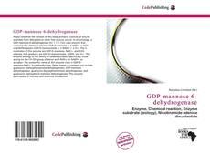Couverture de GDP-mannose 6-dehydrogenase