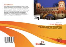 Bookcover of Daniil Kharms