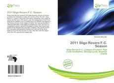 Buchcover von 2011 Sligo Rovers F.C. Season