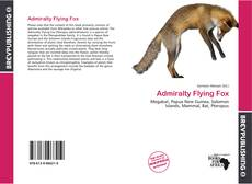 Couverture de Admiralty Flying Fox