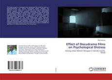 Bookcover of Effect of Docudrama Films on Psychological Distress