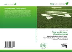 Charley Brewer (Quarterback) kitap kapağı