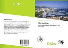 Bookcover of Bambecque