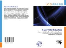Glyoxylate Reductase的封面