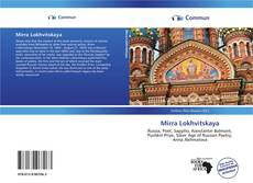 Bookcover of Mirra Lokhvitskaya