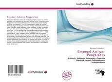 Bookcover of Emanuel Amiran-Pougatchov