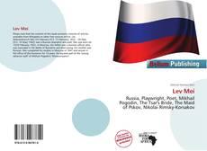 Buchcover von Lev Mei