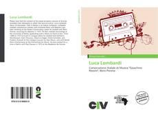 Copertina di Luca Lombardi