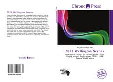 Bookcover of 2011 Wellington Sevens