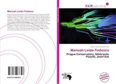 Couverture de Manoah Leide-Tedesco