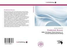 Frederick Rosser kitap kapağı