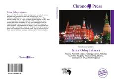 Bookcover of Irina Odoyevtseva