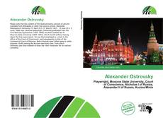 Bookcover of Alexander Ostrovsky