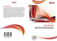 Bookcover of Curt Hennig