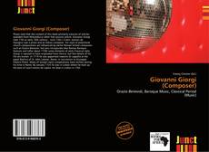 Couverture de Giovanni Giorgi (Composer)