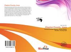 Bookcover of Clayton County, Iowa