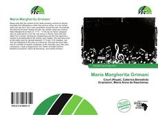 Bookcover of Maria Margherita Grimani