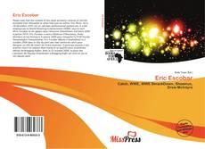 Capa do livro de Eric Escobar