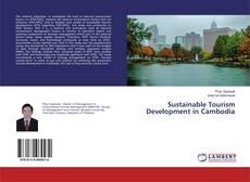Sustainable Tourism Development in Cambodia kitap kapağı