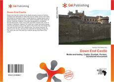 Bookcover of Down End Castle