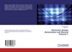 Bookcover of Electronic Design Automation Lab Manual Volume-1