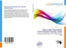 Copertina di Clear Lake Township, Cerro Gordo County, Iowa